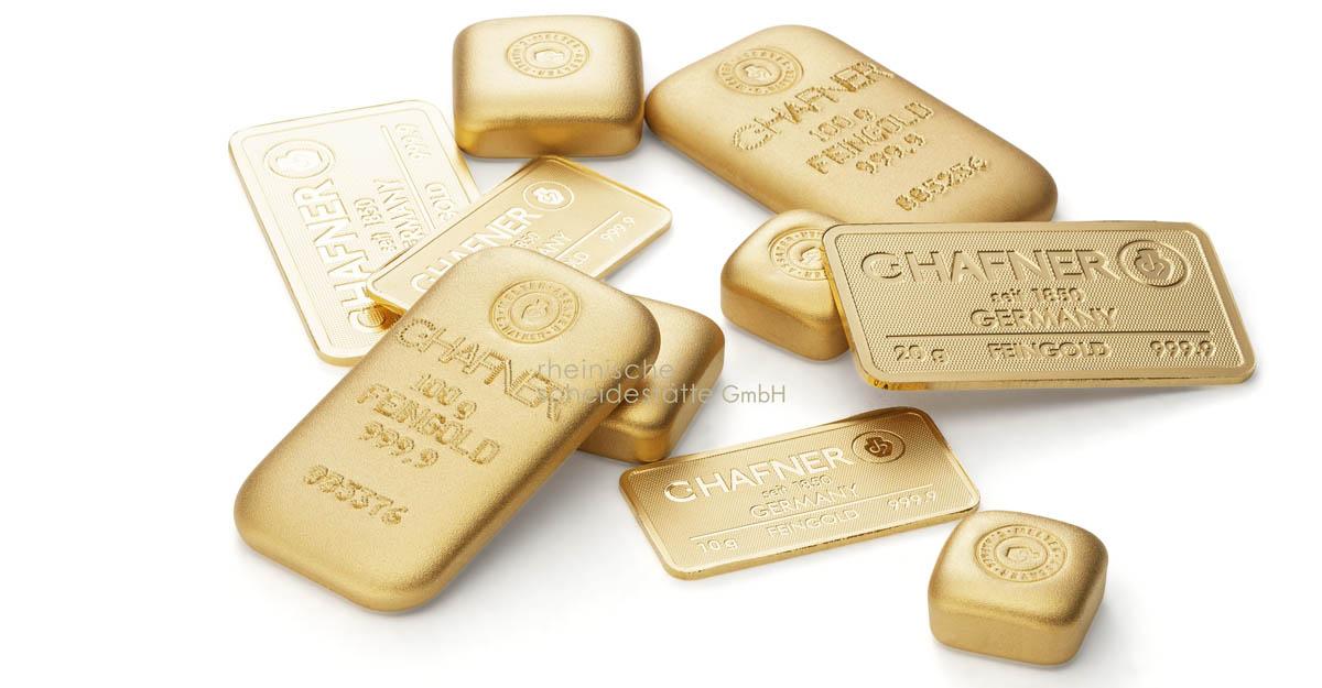 Goldbarren kaufen Angebote