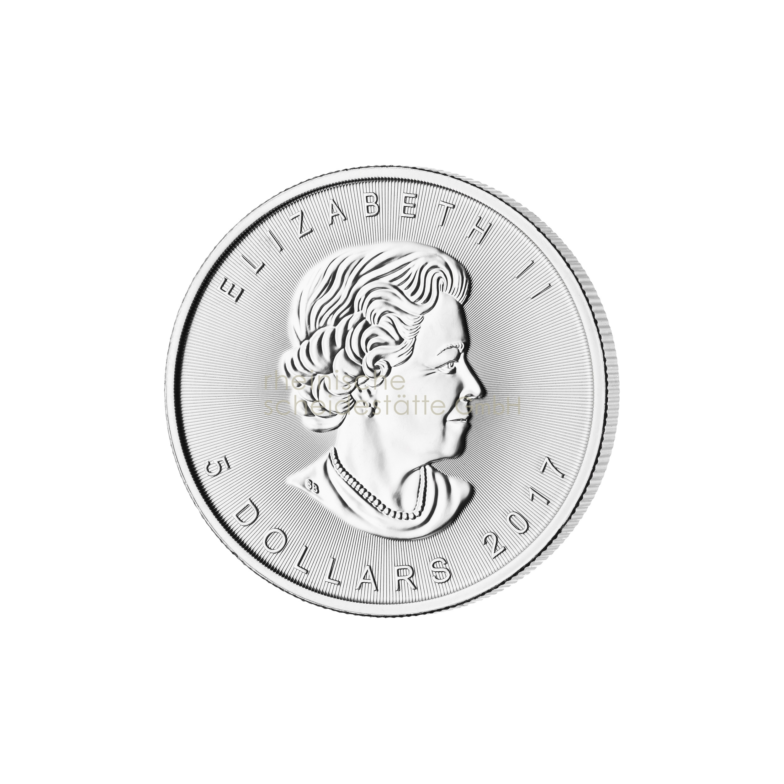 1 Unze Maple Leaf Silbermünze 2