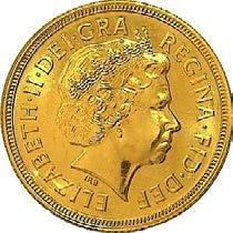 1 Pfund Goldmünze The Sovereign