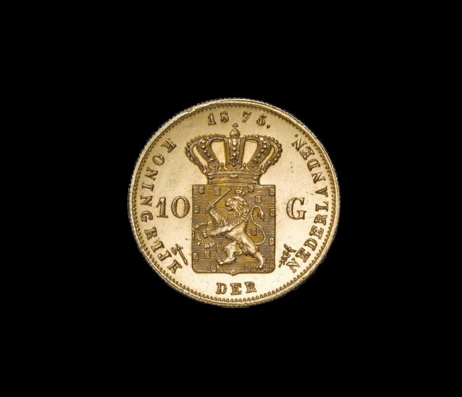 10 Gulden Willem