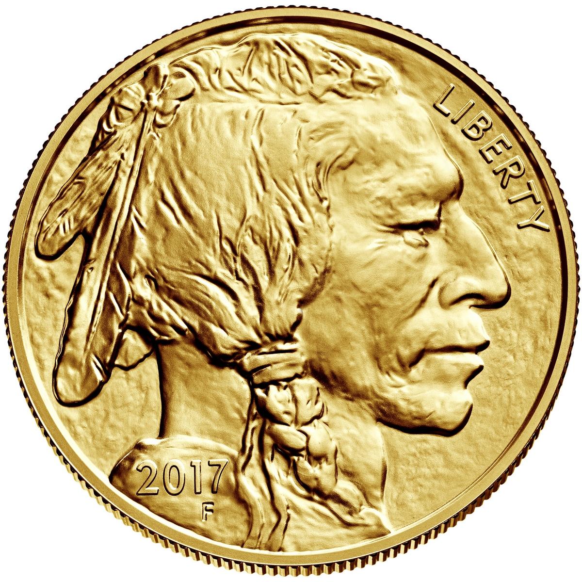 1 Unze American Buffalo Goldmünze 1