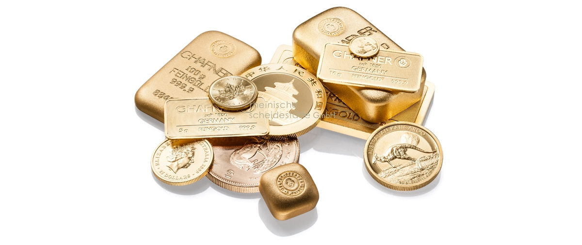 Gold kaufen beim Juwelier