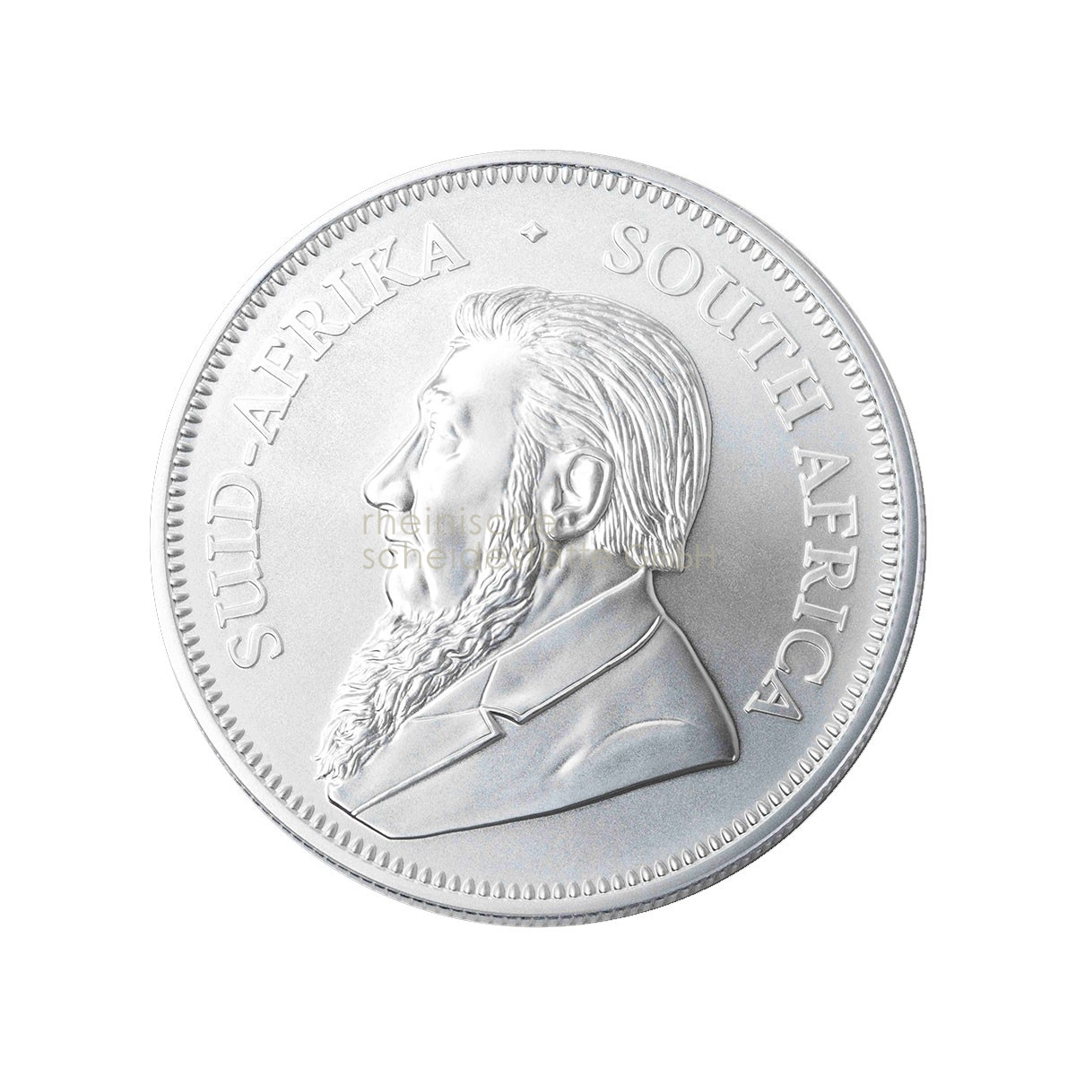 1 Unze Krügerrand Silbermünze 1