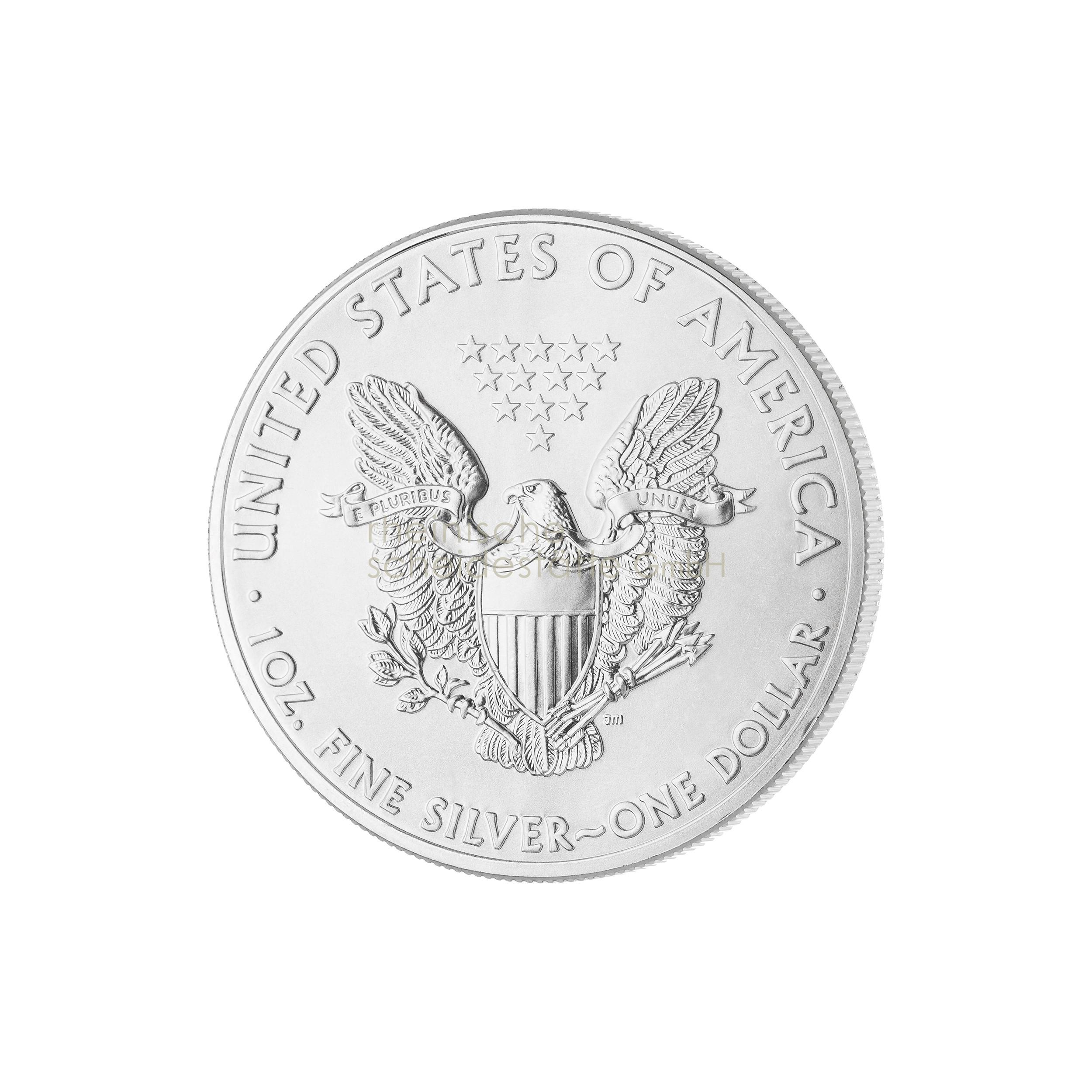 1 Unze American Eagle Silbermünze 1