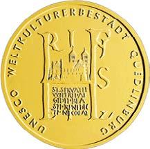 Sonderangebot 2 x 100-Euro-Goldmünze für den Preis einer Krügerrand Goldunze