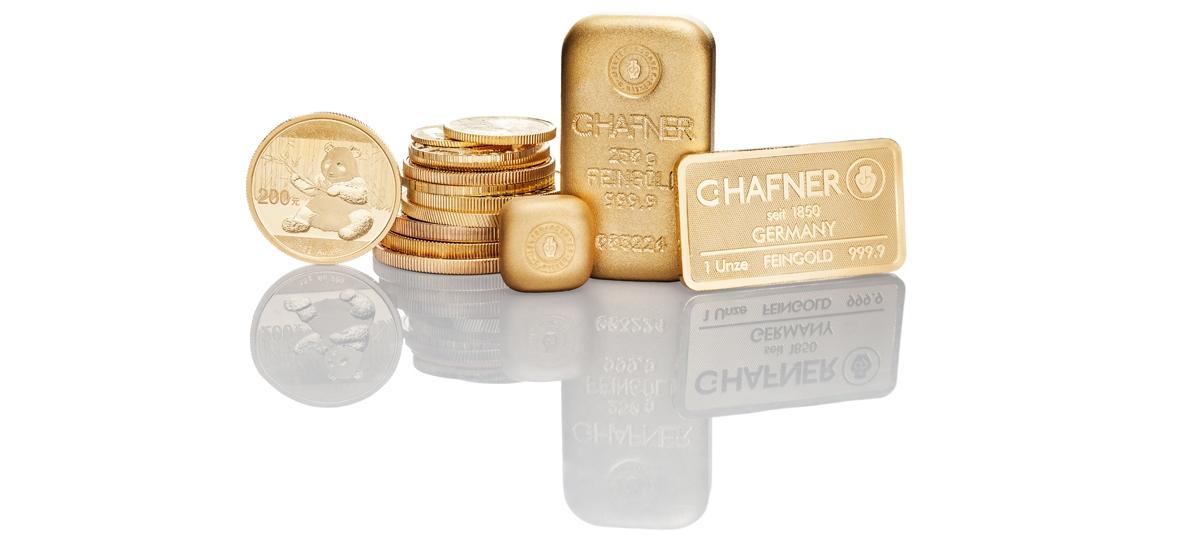 Gold kaufen beim Goldhändler