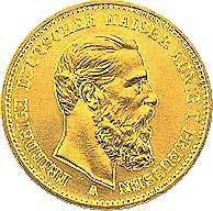 20 Mark Friedrich III -  Preußen