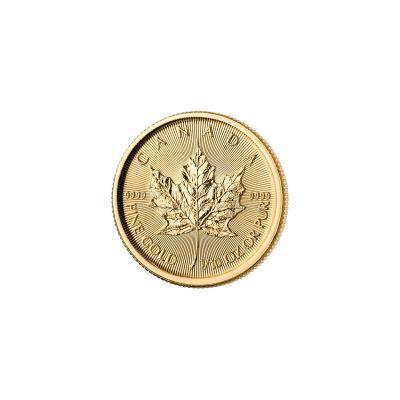 maple leaf 1 10 unze