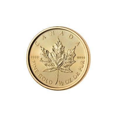 maple leaf 1 2 unze