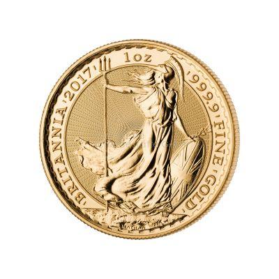 britannia 1 unze gold